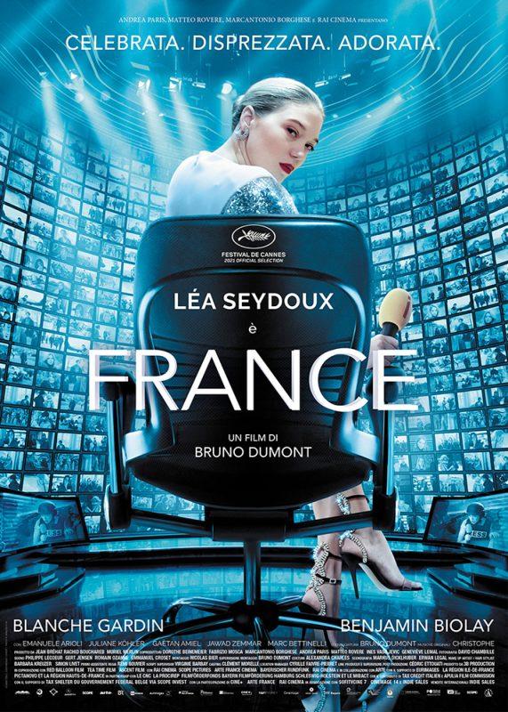 locandina del film France – da giovedì 28 ottobre