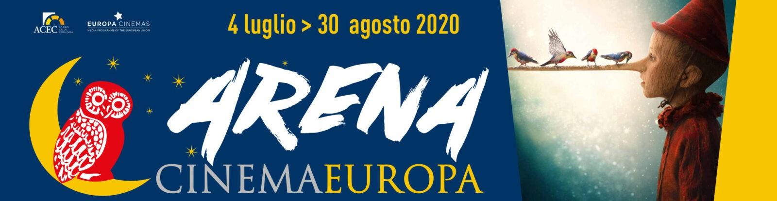 Scarica il programma Arena 2020